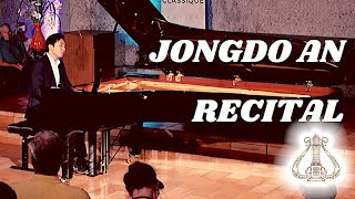 Piano Recital: Jongdo An