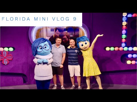 Walt Disney World Florida May 2018 - Daily Mini Vlog 9 - The final mini vlog of our trip