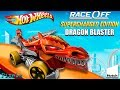 Hot Wheels Race Off - Dragon Blaster Supercharged Edition Unlocked