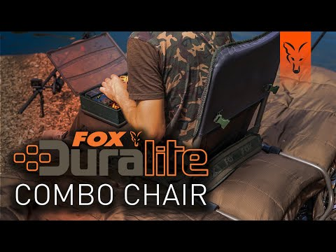 Duralite Combo Chair Spoken