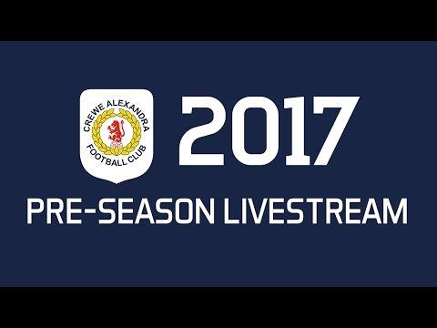 Youth Squad Legends - Crewe Alexandra (Pre-Season 2017)