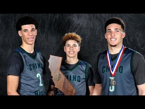 Ball brothers rule in college and high school basketball