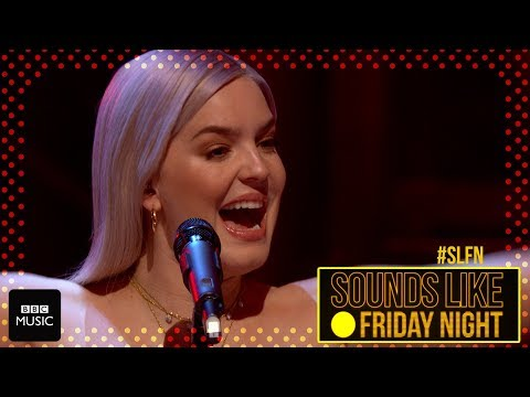 Anne-Marie - Friends on Sounds Like Friday Night