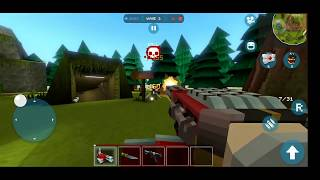 Mad Gunz Android iOS Gameplay - Arena Mode