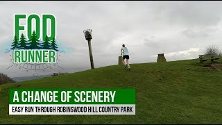 Robinswood Hill Country Park Easy Run | FOD Runner
