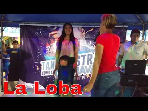 Se desataron los Borja: Peyon, La Loba y Wendy. El carnaval de San Miguel. Parte 5