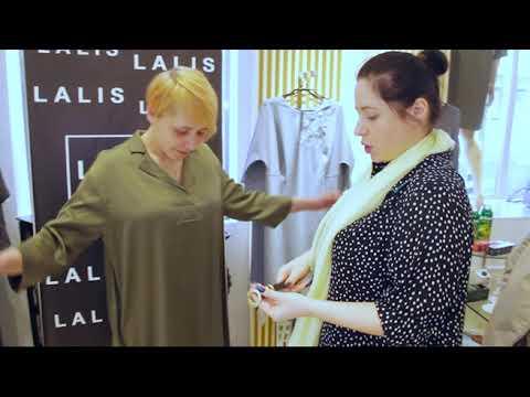 Монобрендовый магазин женской одежды «Lalis» открылся в Чите