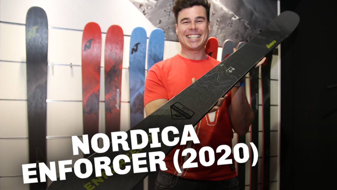 Nordica Enforcer (2020) skis