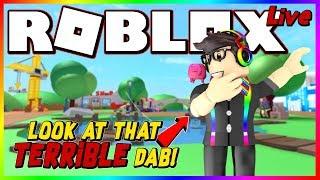 🔴LIVE🔴 DAB on 'em! ROBLOX LIVE! Jailbreak, MM2, Destruction Sim and MORE! #120 🔴LIVE🔴