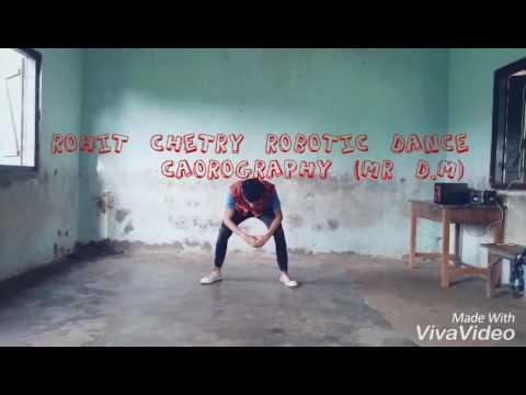 Salman khan wala  Awesome Dance Robotic.....