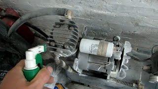 24☼ kompressor overheats va yumadi off Havo