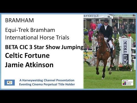 Jamie Atkinson: Bramham Horse Trials 2015