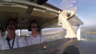 Baptême de l'air - Pilotage avion 2016 HD