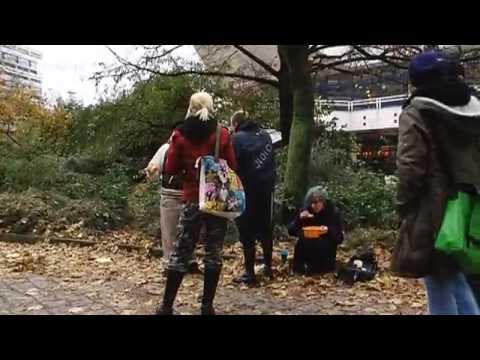 Street Kids In Berlin | Journal Reporter