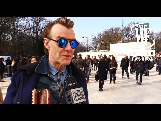 Front Row Louis Vuitton Fall-Winter 15-16 Paris Fashion Week