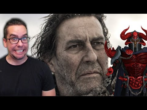 Ciaran Hinds Talks Steppenwolf Costume and Mocap in Justice League