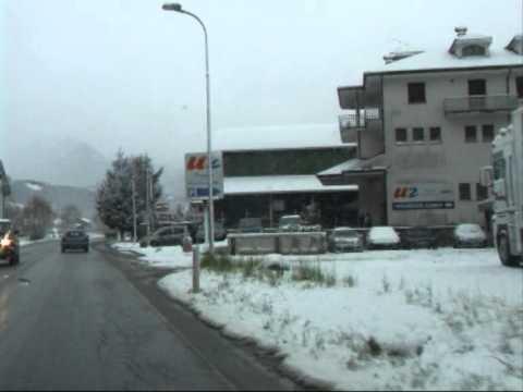 Neve in Valsassina - Introbio Pasturo