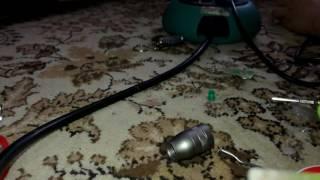 Taschenlampe reparieren