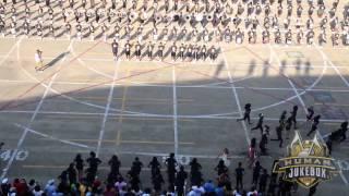 Southern University High School Band & Dance Camp 2015 Performance