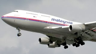 Malaysia Airlines Flight 370 Officially