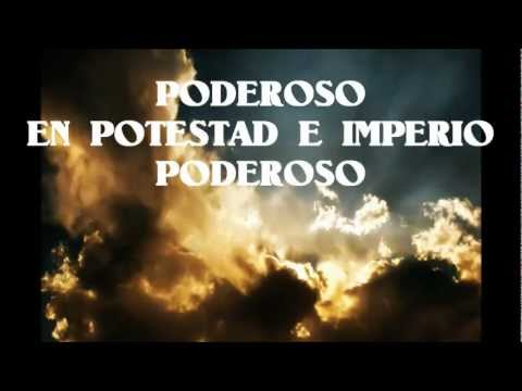 Poderoso Giovanni Rios pista karaoke