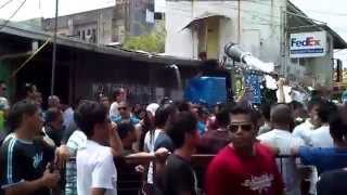 Bubble Party at Parada ng Lechon 2012