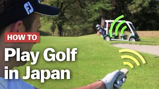 How to Play Golf in Japan | japan-guide.com