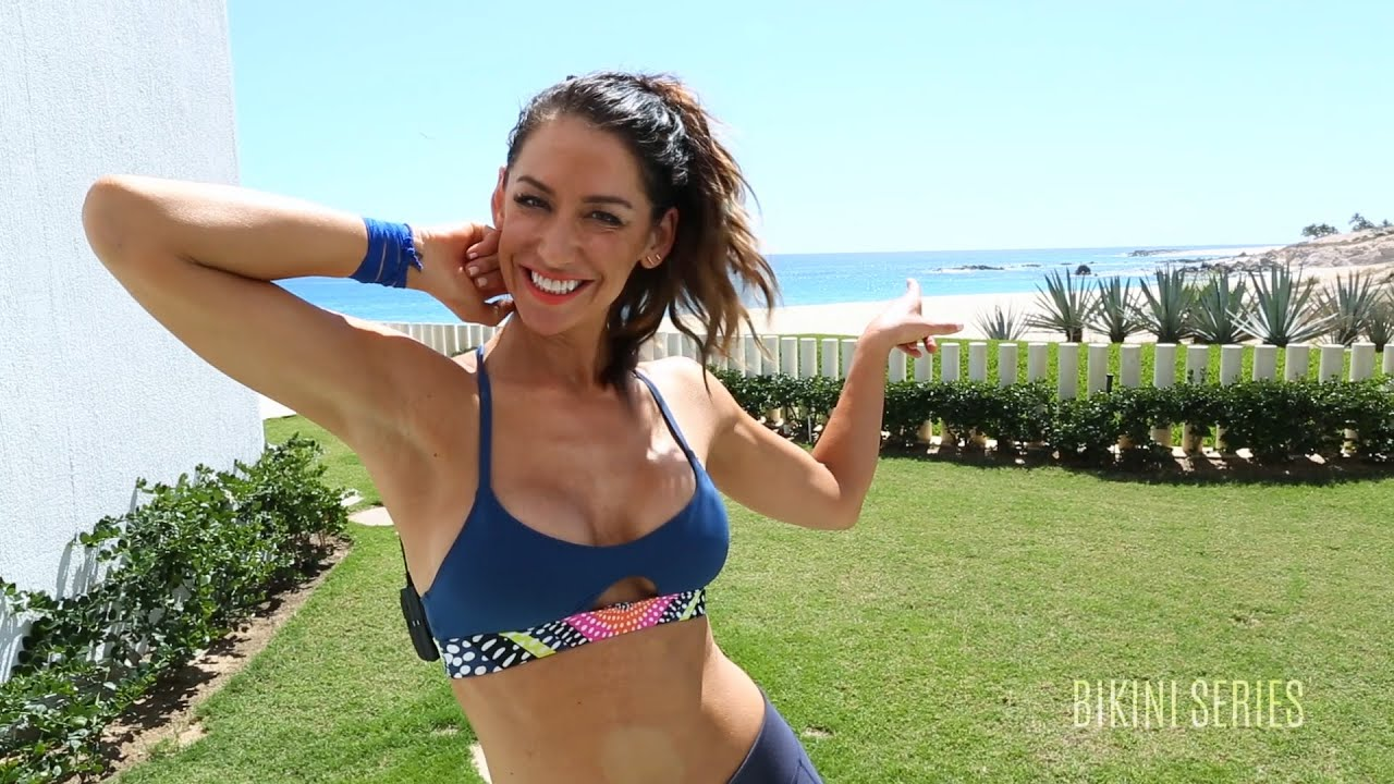 Bikini Series  Arms & Abs Workout Created by Tone it Up