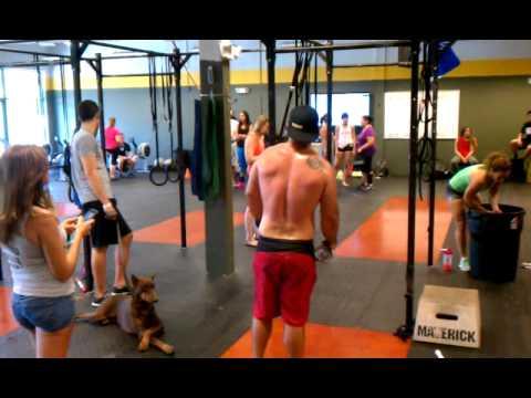 CrossFit Siege -  Leukemia & Lymphoma Society Fundraiser - Coaches Challenge  Part 2 of 3