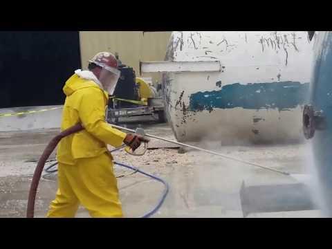 Hydro blast