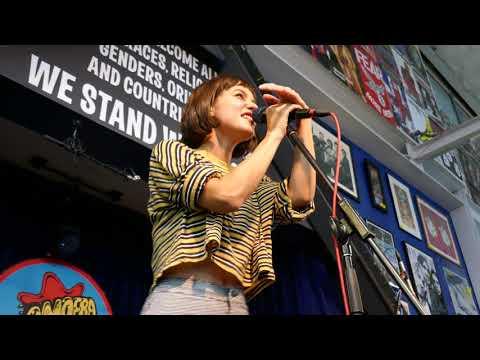 Meg Myers - Numb (Acoustic) LIVE HD (2018) Hollywood Amoeba Music