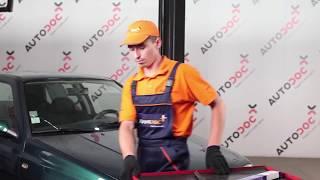 Scoate Lamela stergator VW - ghid video