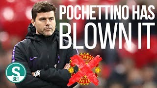 Pochettino has blown it | Why Solskjaer should be appointed Manchester United manager