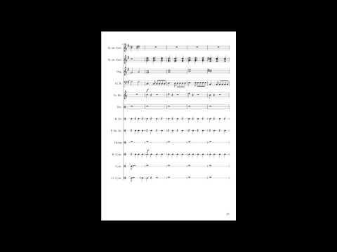 Dark Pit (flight theme) - Kid Icarus Uprising - sheet music