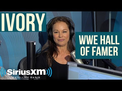 Ivory - WWE HOF Induction, GLOW, Working With Animals