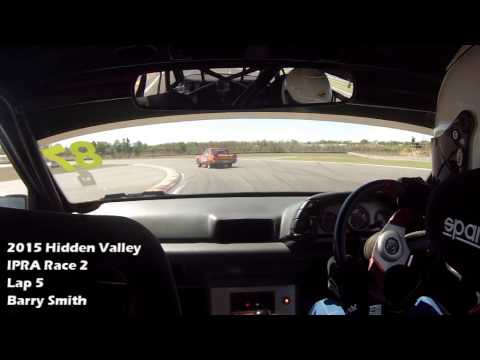 2015 Hidden Valley V8 Supercars Improved Production Support Race 2