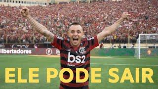 Contrato permite a Rafinha deixar o Flamengo e começa a negociação