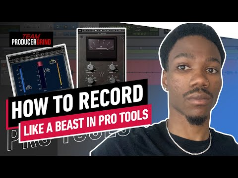 Pro Tools HACKS To SPEED UP Your Recording Sessions
