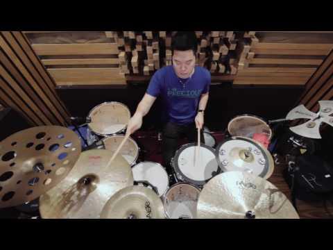 Echa Soemantri - Dewa (19) Medley (Drum Reinterpretation)