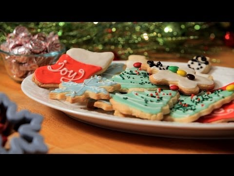 How To Decorate Holiday Cookies  Christmas Cookies