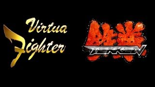 Virtua Fighter vs Tekken vs Dead or Alive [Update 2017] https://www...