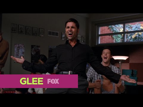 """GLEE - Full Performance of ''Whatever Happened to Saturday Night?'' from """"The Rocky Horror Show"""""""