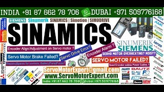 SIEMENS SINAMICS servo motor not working properly? Servo Motor Producing Reduced Torque? Stegmann