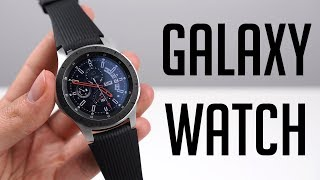 Samsung Galaxy Watch - Hands-On & Erster Eindruck nach 24h Nutzung (Deutsch) | SwagTab