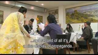 FullColor report: North Korean restaurant