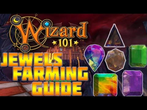 Wizard101: The Official Jewel Farming Guide