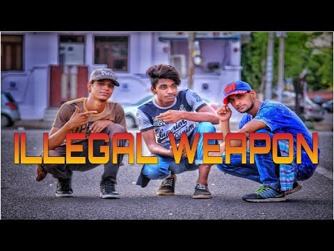 Illegal weapon cover by || sourav prince...