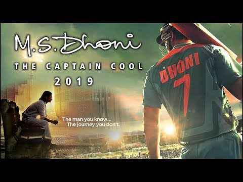 M.S.Dhoni: The Captain Cool 2019 - Sushant...