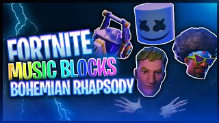 Bohemian Rhapsody Campyzy ( Fortnite Music block cover, island code in description)