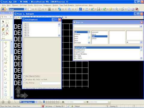 MicroStation C# Addins Programing